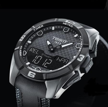 Collezione Orologi Tissot T-Touch