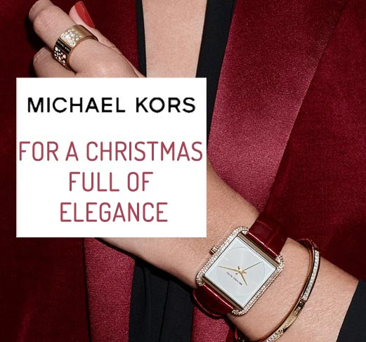 Gift ideas - Michael Kors Promotion